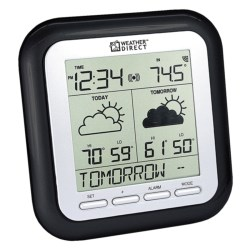 La Crosse Technology Weather Direct Lite Internet-Powered Weather Station - 2-Piece in See Photo