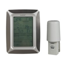 La Crosse Technology Weather Pro Touchscreen Weather Center - Wireless in See Photo - Closeouts