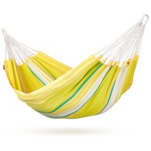 La Siesta Islena Hammock - Organic Cotton in Lemon - Closeouts