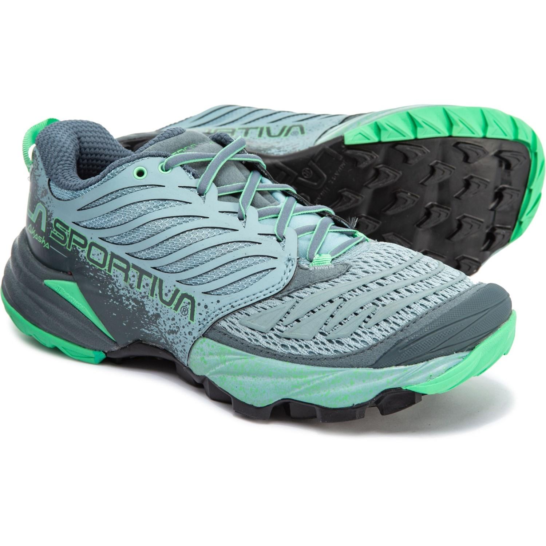 La Running Shoesfor Sportiva WomenSave 28 Trail Akasha sdotrBhCxQ