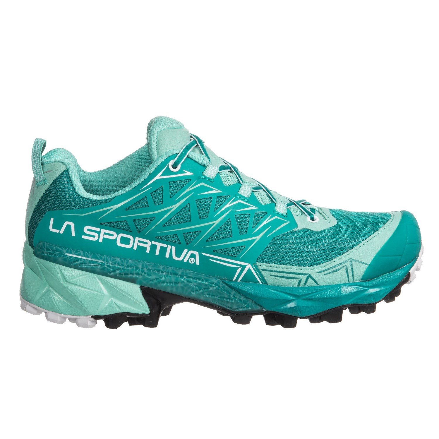 2102bc8cba6 La Sportiva Akyra Trail Running Shoes (For Women) - Save 57%