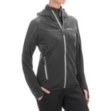 La Sportiva Avail Hoodie - Full Zip (For Women) in Grey - Closeouts