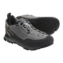 La Sportiva Boulder X Approach Shoes (For Women) in Grey/Sage - Closeouts