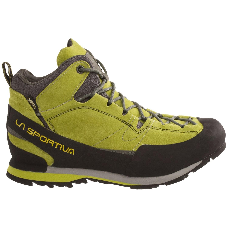 La Sportiva Boulder X Mid Gore Tex 174 Hiking Boots For Men