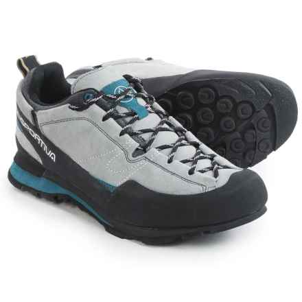 La Sportiva Boulder X Trail Shoes (For Men) in Light Grey - Closeouts