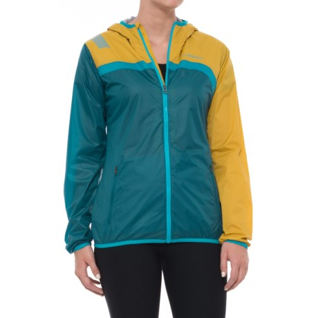 La Sportiva Breeze Jacket (For Women) in Fjord Nugget