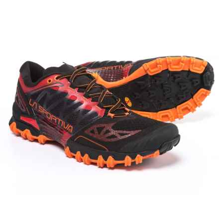 La Sportiva Bushido Trail Running Shoes (For Men) in Flame - Closeouts