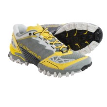 La Sportiva Bushido Trail Running Shoes (For Women) in Grey/Yellow - Closeouts