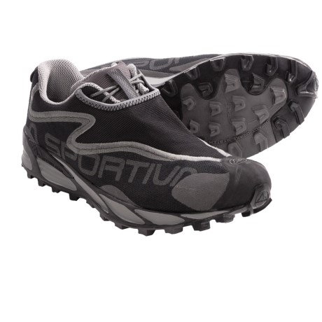 La Sportiva C-Lite 2.0 Trail Running Shoes (For Men) in Black