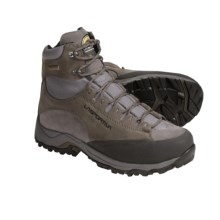 La Sportiva Cascade Gore-Tex® Hiking Boots - Waterproof (For Men) in Charcoal/Brown - Closeouts