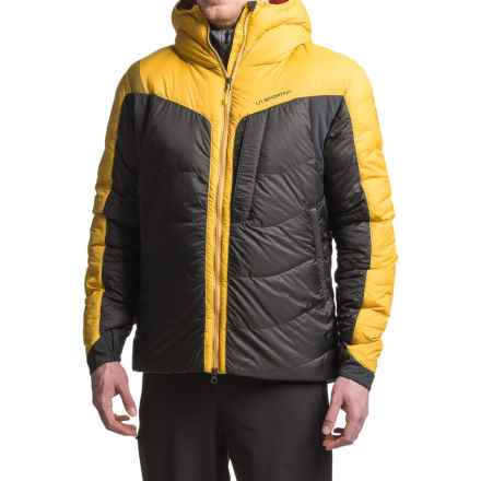 La Sportiva Cham 2.0 Down Jacket - 700 Fill Power (For Men) in Black - Closeouts