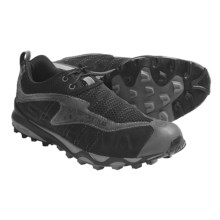 La Sportiva Crossleather Trail Running Shoes (For Men) in Black - Closeouts