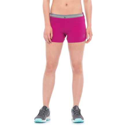 La Sportiva Crystal Shorts (For Women) in Pink - Closeouts