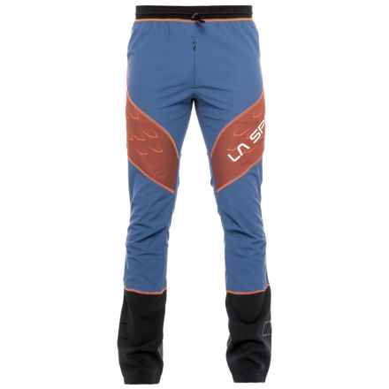 La Sportiva Devotion Ski Pants (For Men) in Dark Sea - Closeouts