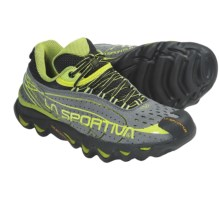 La Sportiva Electron Trail Running Shoes (For Women) in Lime - Closeouts