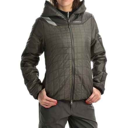 La Sportiva Estela PrimaLoft® Jacket - Insulated (For Women) in Grey - Closeouts