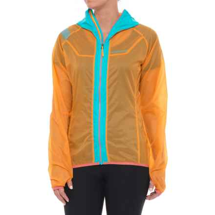 La Sportiva Ether 2.0 Jacket (For Women) in Yellow - Closeouts