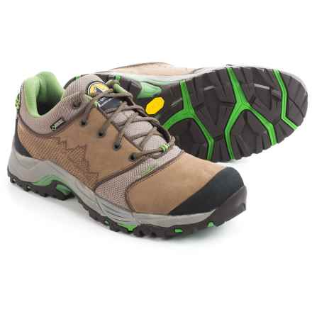 La Sportiva FC Eco 2.0 Gore-Tex® Trail Shoes - Waterproof (For Men) in Brown/Green - Closeouts