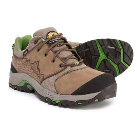 La Sportiva FC Eco 2.0 Gore-Tex® Trail Shoes - Waterproof (For Men) in Brown - Closeouts