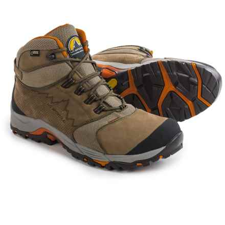 La Sportiva FC ECO 3.0 Gore-Tex® Hiking Boots - Waterproof (For Men) in Brown/Rust - Closeouts