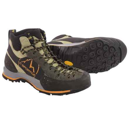 La Sportiva Ganda Guide Approach Shoes (For Men) in Sage - Closeouts