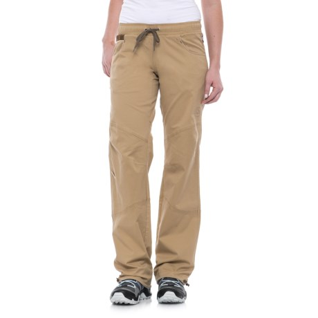 La Sportiva Kalymnos Pants - Stretch Cotton (For Women)