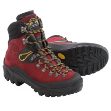 La Sportiva Karakorum Mountaineering Boots (For Women) in Burgundy - Closeouts