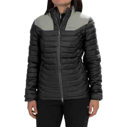 La Sportiva Kira Down Jacket - 700 Fill Power (For Women) in Grey - Closeouts