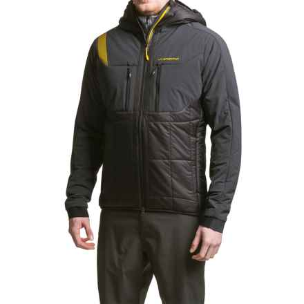 La Sportiva Latok 2.0 PrimaLoft® Jacket - Insulated (For Men) in Black - Closeouts