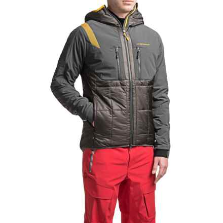 La Sportiva Latok PrimaLoft® Jacket - Insulated (For Men) in Grey - Closeouts