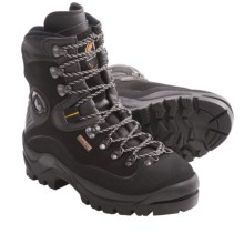 La Sportiva Lhotse Gore-Tex® Mountaineering Boots - Waterproof, Insulated (For Men) in Black - Closeouts