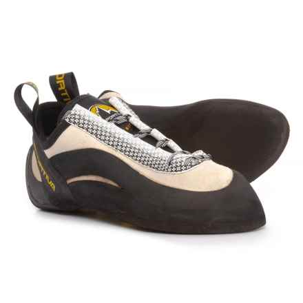 La Sportiva Made in Italy Miura Climbing Shoes (For Women) in Ice - Closeouts