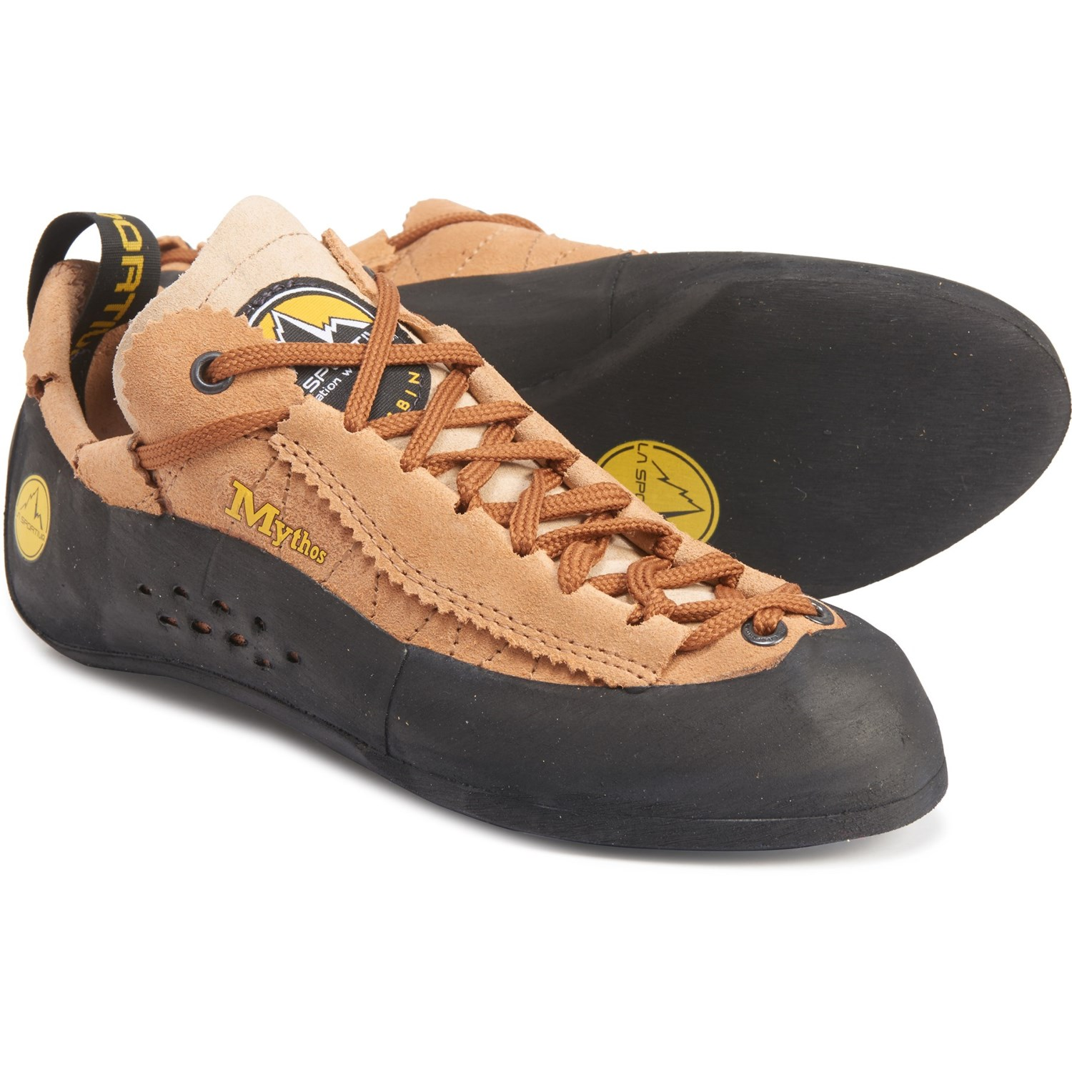 in Italy Mythos Climbing Shoes