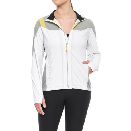 La Sportiva Maia Windstopper® Soft Shell Jacket (For Women) in White