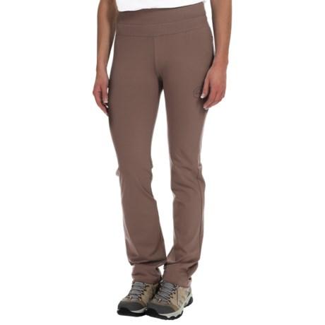 La Sportiva Mirage Pants - Slim Fit (For Women) in Brown