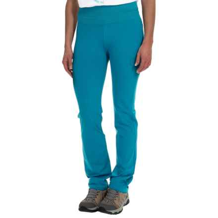 La Sportiva Mirage Pants - Slim Fit (For Women) in Fjord - Closeouts