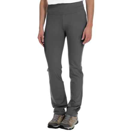 La Sportiva Mirage Pants - Slim Fit (For Women) in Grey - Closeouts