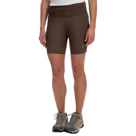 La Sportiva Mistral Shorts (For Women) in Brown - Closeouts