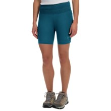 La Sportiva Mistral Shorts (For Women) in Fjord - Closeouts