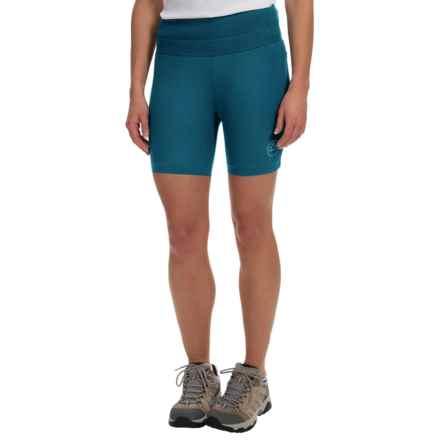 La Sportiva Mistral Shorts (For Women) in Fjord - Closeouts