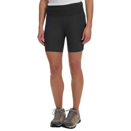 La Sportiva Mistral Shorts (For Women) in Grey - Closeouts