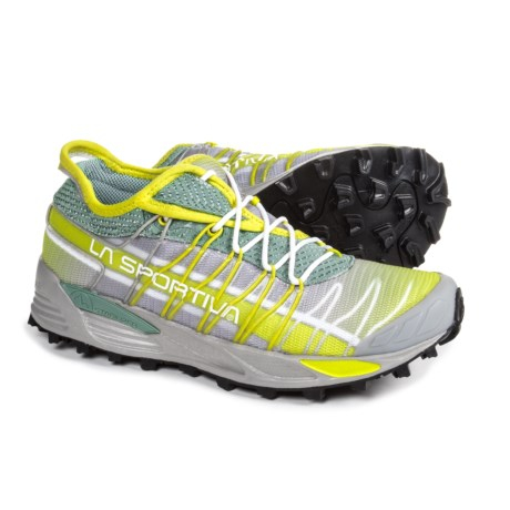La Sportiva Mutant Trail Running Shoes (For Women) in Greenbay