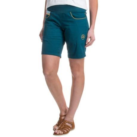 La Sportiva Oliana Shorts - Stretch Cotton Canvas (For Women)