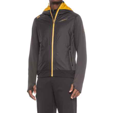 La Sportiva Primus 2.0 Hoodie - Full Zip, Long Sleeve (For Men) in Black - Closeouts