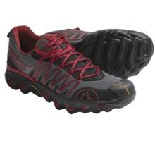 La Sportiva Quantum Trail Running Shoes (For Men) in Red/Black - Closeouts