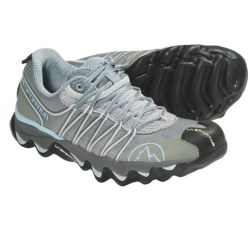 La Sportiva Quantum Trail Running Shoes (For Women) in Slate/Blue