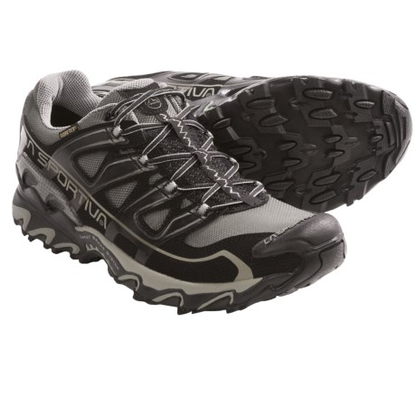 La Sportiva Raptor Gore-Tex® Trail Running Shoes - Waterproof (For Men) in Black