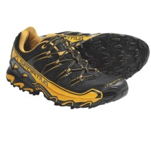 La Sportiva Raptor Trail Running Shoes (For Men) in Black/Yellow - Closeouts