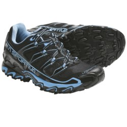 La Sportiva Raptor Trail Running Shoes (For Women) in Black/Ocean