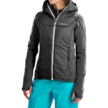 La Sportiva Siren Polartec® PrimaLoft® Jacket (For Women) in Grey - Closeouts